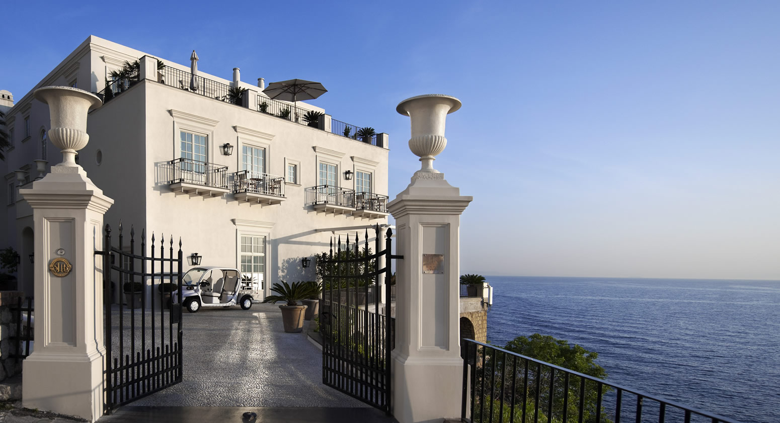Luscious travel jk place hotel capri italy for The boutique place hotel