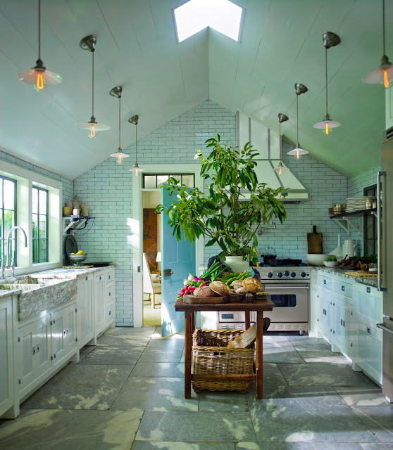These 20 Stylish Kitchen Designs Will Inspire You To Redesign Yours: LUST-HAVE: Designers At Home: Personal Reflections On