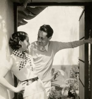 The Power of Glamour and Style - Norma Shearer and Irving Thalberg by Edward Steichen.jpg