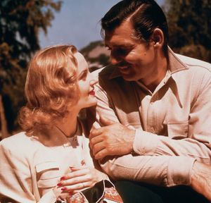 The Power of Glamour and Style - mylusciouslife.com - carole lombard and clark gable.jpg