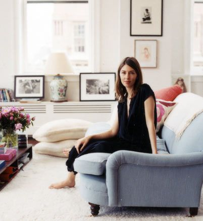sofia coppola at home in New York - mylusciouslife.com.jpg