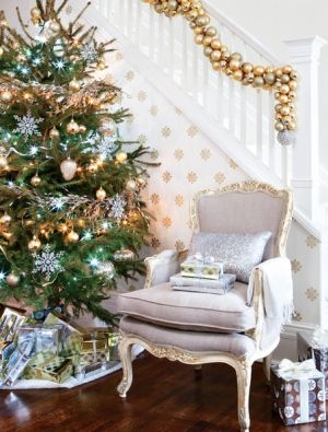 Christmas Interiors a luscious christmas – part 1