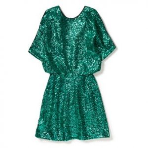 Festive frockage ideas - mylusciouslife.com - green bling.jpg