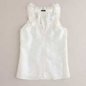 Festive frockage ideas - mylusciouslife.com - jcrew white sleeveless top.jpg