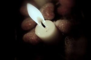 Merry Christmas from Luscious - mylusciouslife.com - candles at Christmas2.jpg