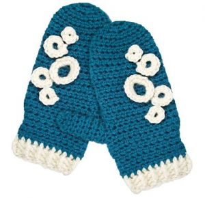 festive frockage ideas - mylusciouslife blue and white mittens.jpg