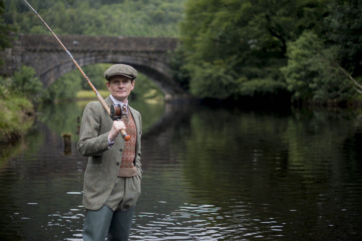 Downton abbey christmas special 2012 season 3 for Best fly fishing in us