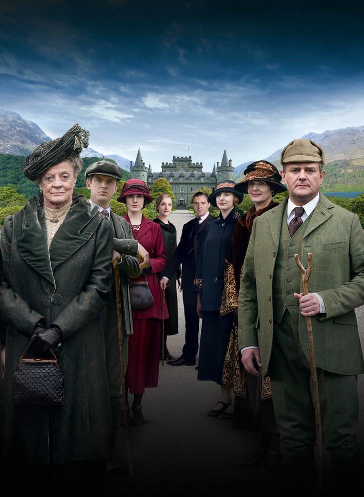 смотреть онлайн фильм аббатство даунтон 5 сезон