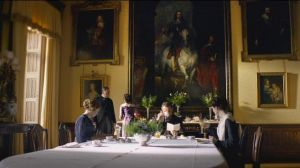 Downton Abbey and Highclere Castle interiors - breakfast room.jpg