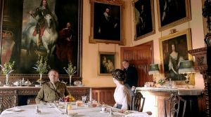 Downton Abbey and Highclere Castle interiors - breakfast room2.jpg