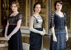 Downton Abbey and Highclere Castle interiors - edith sybil and mary.jpg