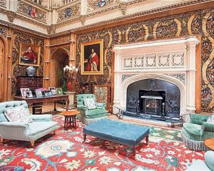 Downton Abbey and Highclere Castle interiors8.jpg