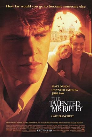 Best fashion films - The Talented Mr Ripley 1999 poster.jpg