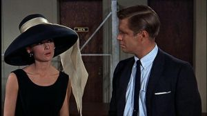 Top ten fashion films - Breakfast at Tiffanys 1961 outfits.JPG