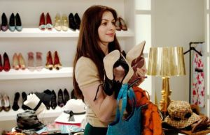 Top ten fashion films - The Devil Wears Prada 2006 costumes - Anne Hathaway.JPG
