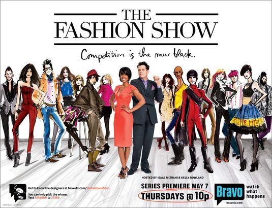 Fashion Design Competition Tv Shows