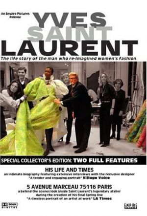 Fashion documentaries and TV shows - 2002 Yves Saint Laurent - His Life and Times.jpg