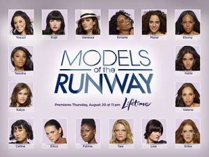 Fashion documentaries and TV shows - 2004 Project Runway models of the runway.jpg