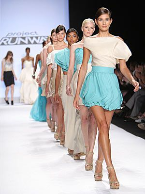 Fashion documentaries and TV shows - 2004 Project Runway models.jpg
