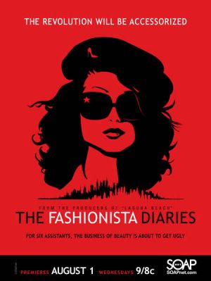 Fashion documentaries and TV shows - 2007 The Fashionista Diaries.jpg