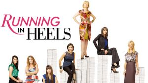Fashion documentaries and TV shows - 2009 Running in Heels.jpg