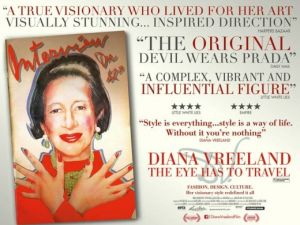 Fashion documentaries and TV shows - 2011 Diana Vreeland - The Eye Has to Travel.jpg