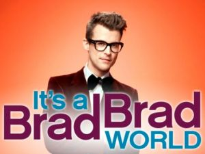 Fashion documentaries and TV shows - 2012 Its a Brad Brad World.jpg
