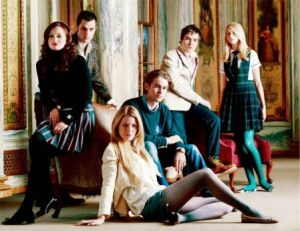 TV show fashion history - Gossip Girl cast.jpeg