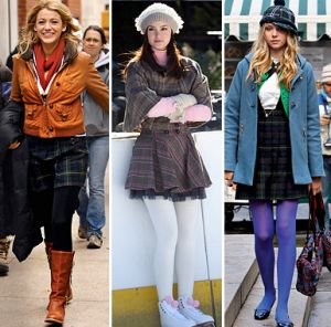 TV show fashion history - Gossip Girl frockage.jpg