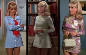 TV show fashion history - I Dream of Jeannie minidresses.jpg