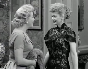 TV show fashion history - I Love Lucy fashion.PNG
