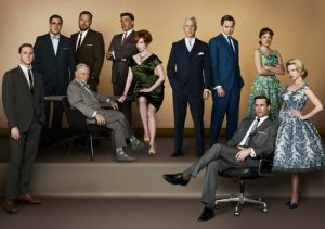 TV show fashion history - Mad Men cast photo.jpg
