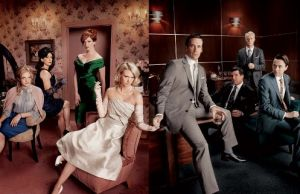 TV show fashion history - Mad Men cast.jpg