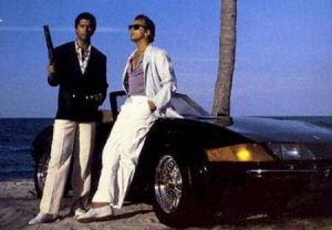 TV show fashion history - Miami Vice - Don Johnson sports car.jpg