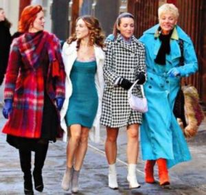 TV show fashion history - Sex and the City - Finale fashion.JPG