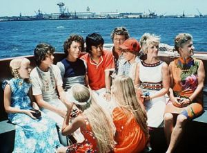 TV show fashion history - The Brady Bunch 1960s 1970s fashion.jpg