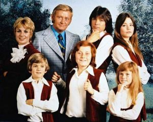 TV show fashion history - The Partridge Family red velvet suits.jpg