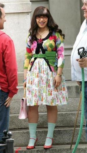 TV show fashion history - Ugly Betty colourful fashion.jpg