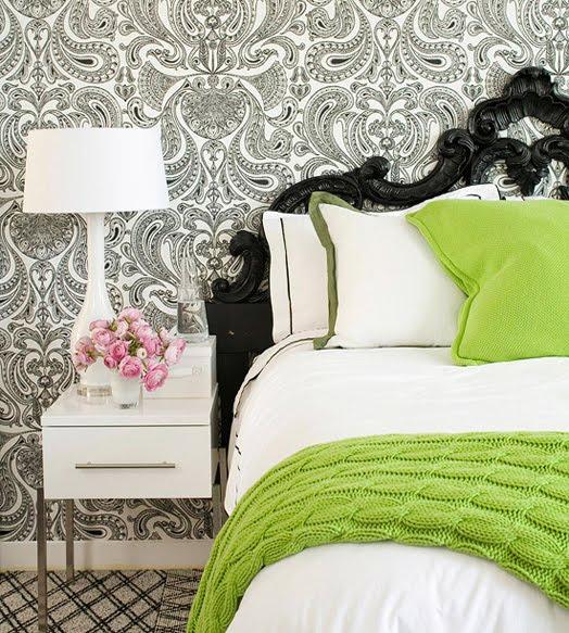 A colourful life green scene part 1 for Scene bedroom designs