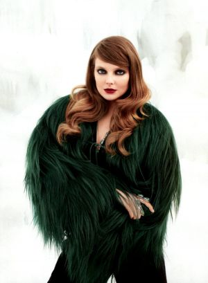 Colours of green - myLusciousLife.com - Eniko Mihalik by Terry Richardson.jpg