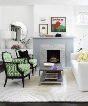 Decorating with the colour green - myLusciousLife.com - Living Room_Linton.jpg