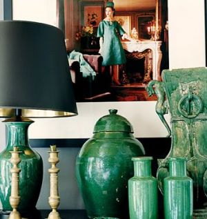 Decorating with the colour green - myLusciousLife.com - Mary McDonald book - The Allure of Style.jpg
