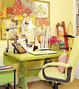 Decorating with the colour green - myLusciousLife.com - Workshop.jpg