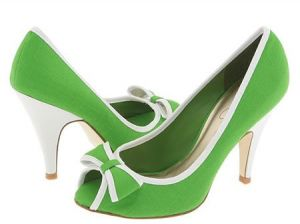 Green Shoes - myLusciousLife.com - luscious.jpg