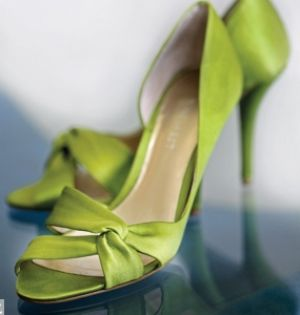 Green clothes shoes - myLusciousLife.com .jpg