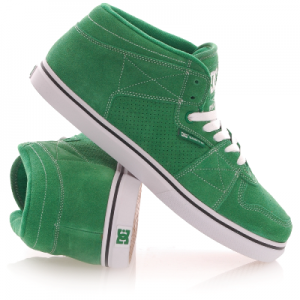 Green clothes shoes accessories - myLusciousLife.com - DC-Smith-2-green-shoes.png