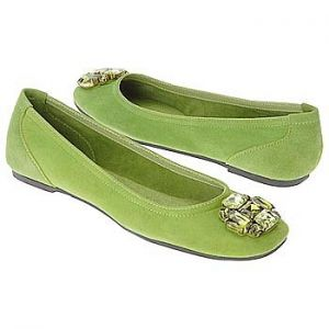 Green clothes shoes accessories - myLusciousLife.com - lime green shoes.jpg