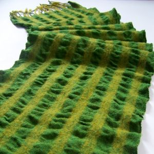 Green clothes shoes accessories - myLusciousLife.com - seaweed scarf.jpg