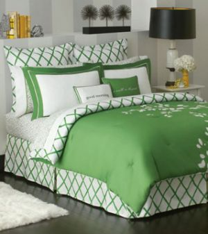 Green colour inspiration - myLusciousLife.com - Kate Spade New York at Bed Bath and Beyond.jpg