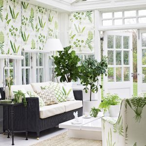 Green colour inspiration - myLusciousLife.com - green conservatory.jpg